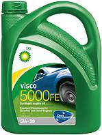 Моторное масло BP Visco 5000 FE 5W-30 4Л