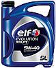 Моторное масло ELF EVOLUTION 900 FT 5W40 5Л