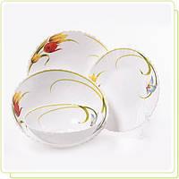 Набор тарелок Тюльпан 19 пр MAESTRO MR-30049-19S