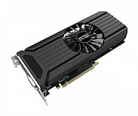 Видеокарта GeForce GTX1060, Palit, StormX, 3Gb DDR5, 192-bit, DVI/HDMI/3xDP, 1708/8000 MHz