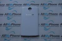 Задняя панель корпуса для мобильного телефона Lenovo S650 white