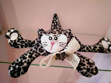 Мягкая игрушка Handmade Кот Лео, фото 2