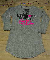 """Платье для девочки """"Girl"""" рост 140-176 см, фото 1"""