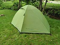 Палатка туристическая MOUSSON FLY 3 LIME