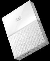 HDD 3TB USB 3.0 2.5 WD My Passport White WDBYFT0030BWT-WESN