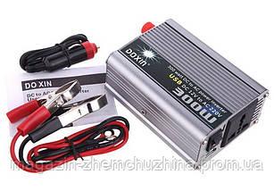 Преобразователь POWER INVERTER 300 W 12 V/220, фото 3
