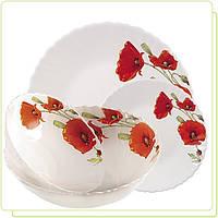 Набор тарелок Маки 2 19 пр MAESTRO MR-30064-19S