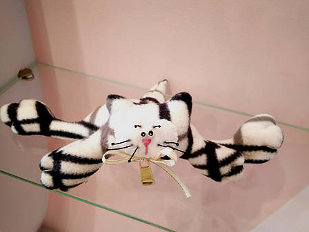 Мягкая игрушка Handmade Кот Манюня, фото 2