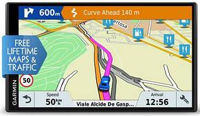 GPS-навігатор Garmin DriveSmart 61 LMT-S Europe, фото 2