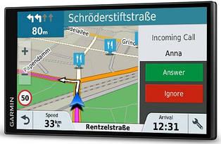 GPS-навігатор Garmin DriveSmart 61 LMT-S Europe