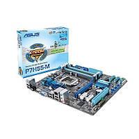 Материнская плата ASUS P7H55-M PLUS Intel H55, s1156 б/у