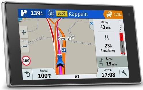 GPS-навігатор Garmin DriveLuxe 51 LMT-S Europe