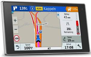 GPS-навігатор Garmin DriveLuxe 51 LMT-S Europe, фото 2