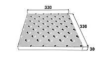 Тактильная плитка для слабовидящих и слепых