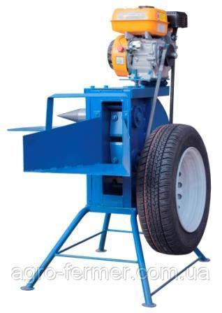 Измельчитель веток и дровокол для бензинового двигателя ( без двигателя, без конуса)