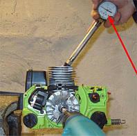 Как обкатать бензопилу