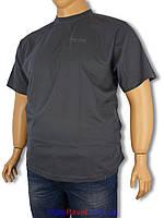 Футболка мужская Imako 0450 В больших размеров 100% хлопок