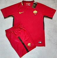 Футбольная форма Nike AS Roma 2017-18