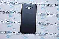 Задняя панель корпуса Samsung J500H J5 Черная