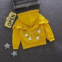 Детская куртка - ветровка на девочку, фото 3