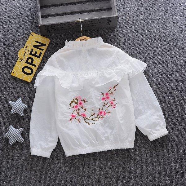 Детская куртка - ветровка на девочку