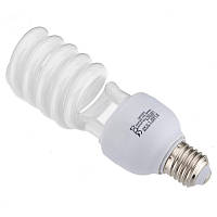 Флуоресцентная лампа Fotobestway 45 Вт, E27, 5500 K  - лампа для студийного света