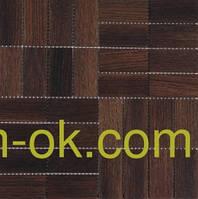 Мозаика деревянная COMFORT - 0,288 х 0,288 м Дуб термо