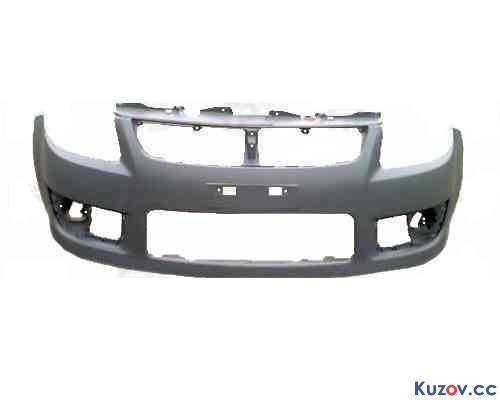Передний бампер Suzuki SX4 06- Хетчбек, венгерская версия (FPS) 7171179J00799