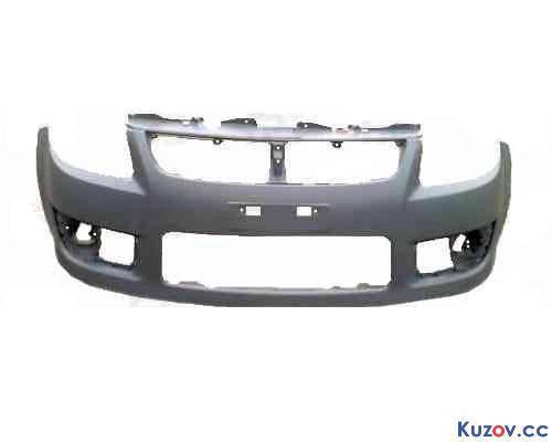 Передний бампер Suzuki SX4 06- Хетчбек, венгерская версия (FPS) 7171179J00799, фото 2