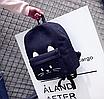 Рюкзак женский Котик с Ушками городской молодежный, фото 4