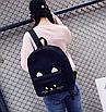 Рюкзак женский Котик с Ушками городской молодежный, фото 3