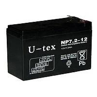 Акумулятор 12В 7.2А, фото 2