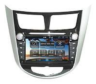 Штатная магнитола Hyundai Accent 2011+ Road Rover Android