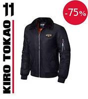 Стильная японская демисезонная куртка Kiro Tоkao