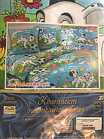 1005 Полуторный комплект детского постельного Тиротекс