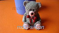 """Силиконовый молд 3Д """"Медвежонок"""""""