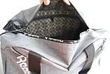 Спортивная сумка Reebok. Дорожная сумка. Сумки Найк. Сумка в спортзал. Сумка с отделом для обуви., фото 3