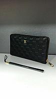 Мужской кожаный клатч Louis Vuitton