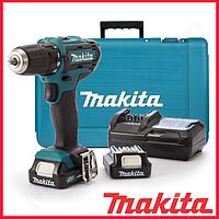 Дрель шуруповерт аккумуляторный  Makita DF331DWYE