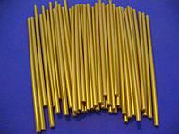 Палочки для кейк-попсов золото Украина 15 см