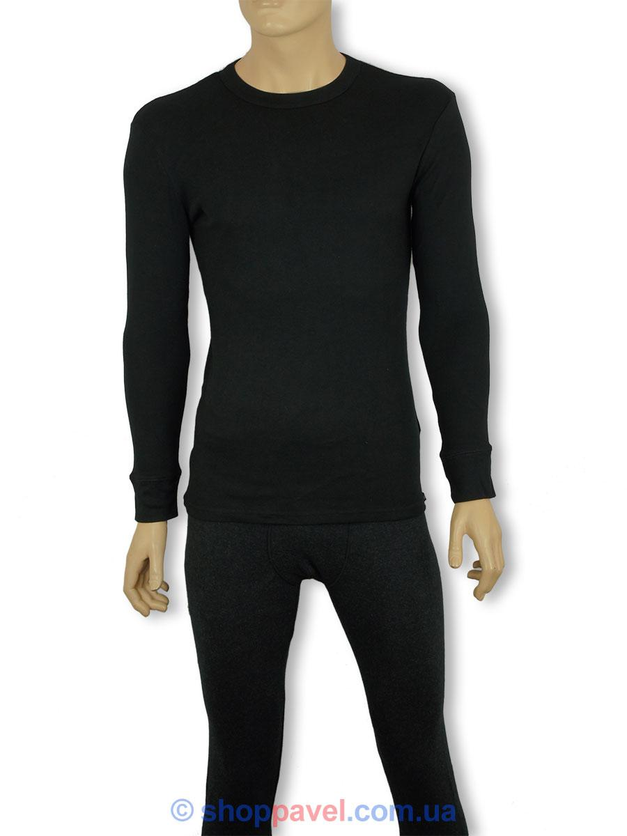 Мужская кофта Key MVD 012 CZ в черном цвете