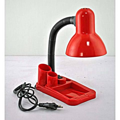 Настольная лампа «Пенал» красная ST-12065 A RD
