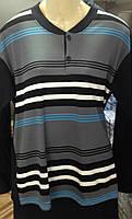 Стильная домашняя пижама для мужчин Интерлок