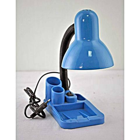 Настольная лампа «Пенал» синяя ST-12065B BL