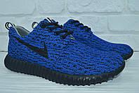 Мужские беговые кроссовки Nike, синие