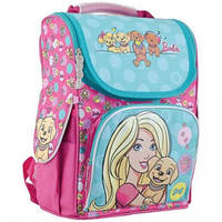 Рюкзак каркасный 1 Вересня H-11 Barbie mint (553265)