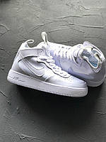 Кроссовки Nike AirUltra Force 1 Mid White