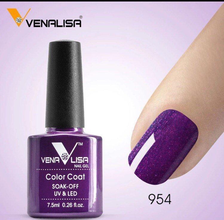 Гель-лак Vena Lisa от Canni,  №954  7,5 мл