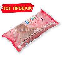 Салфетки влажные Bravo 15шт Детские Ромашка (красные)