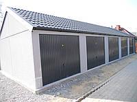 Металические штукатуренные гаражи. НОВИНКА!!!!